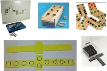 dominos adaptés