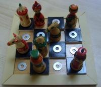 plateau de Chessito adapté