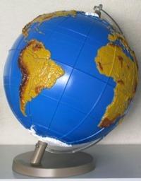 globe tactile