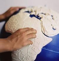 globe en braille
