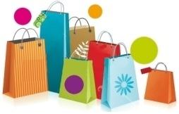 Illustration de sacs de shopping